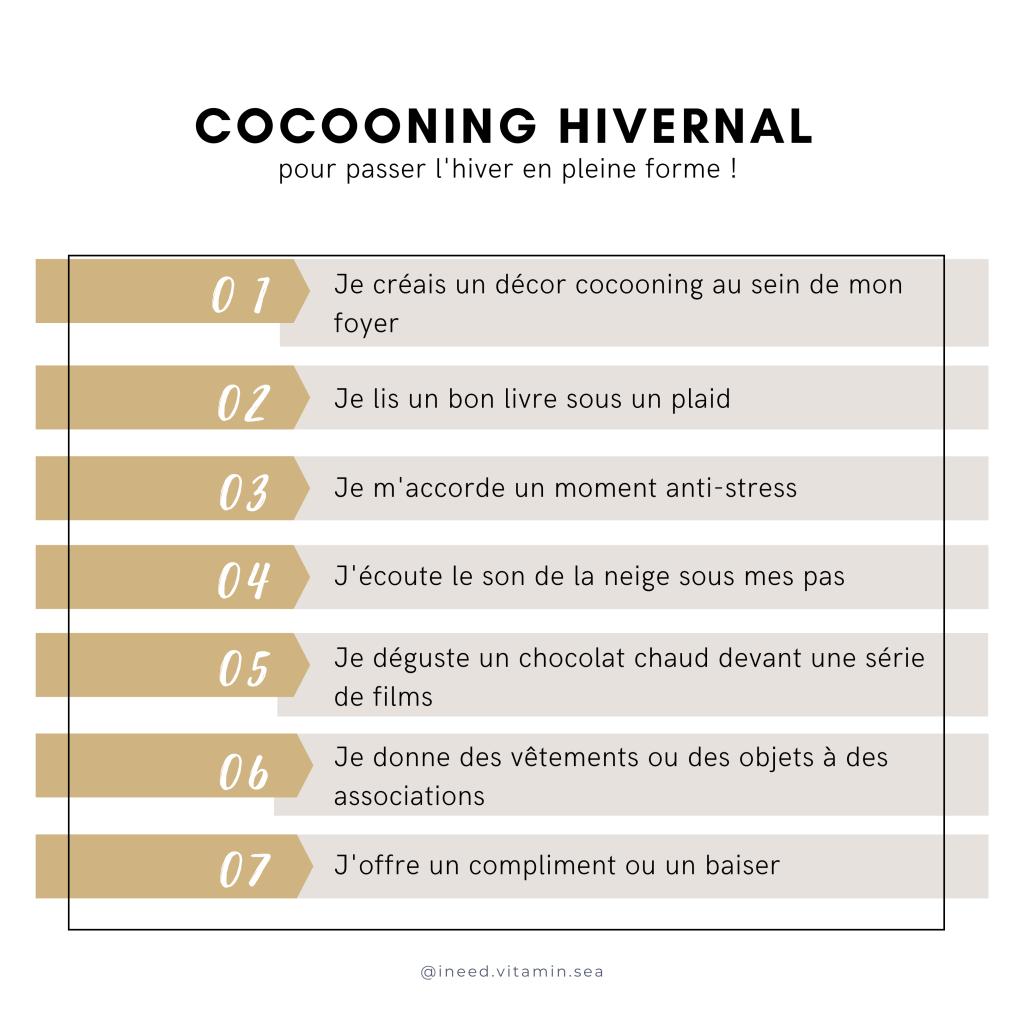 Slow : Conseils pour un hiver cocooning