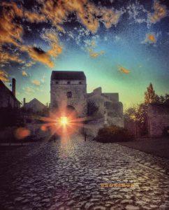 Ville de Charroux dans l'Allier, que voir a moins de 100 kilomètres de Vichy