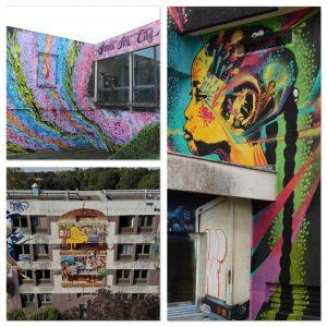 Street art city, Lurcy Levis, que voir à moins de 100 kilomètres de vichy, auvergne