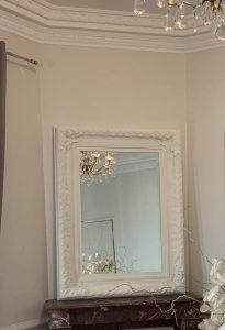 miroir louis XV restaurer