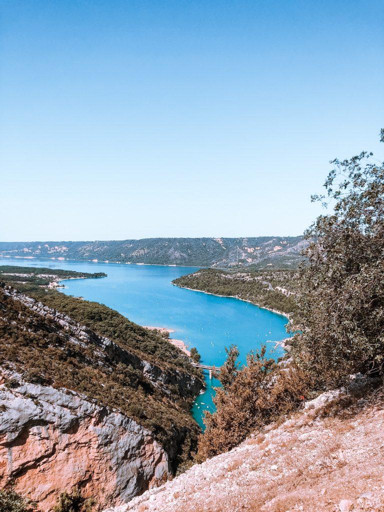 Route panoramique Verdon