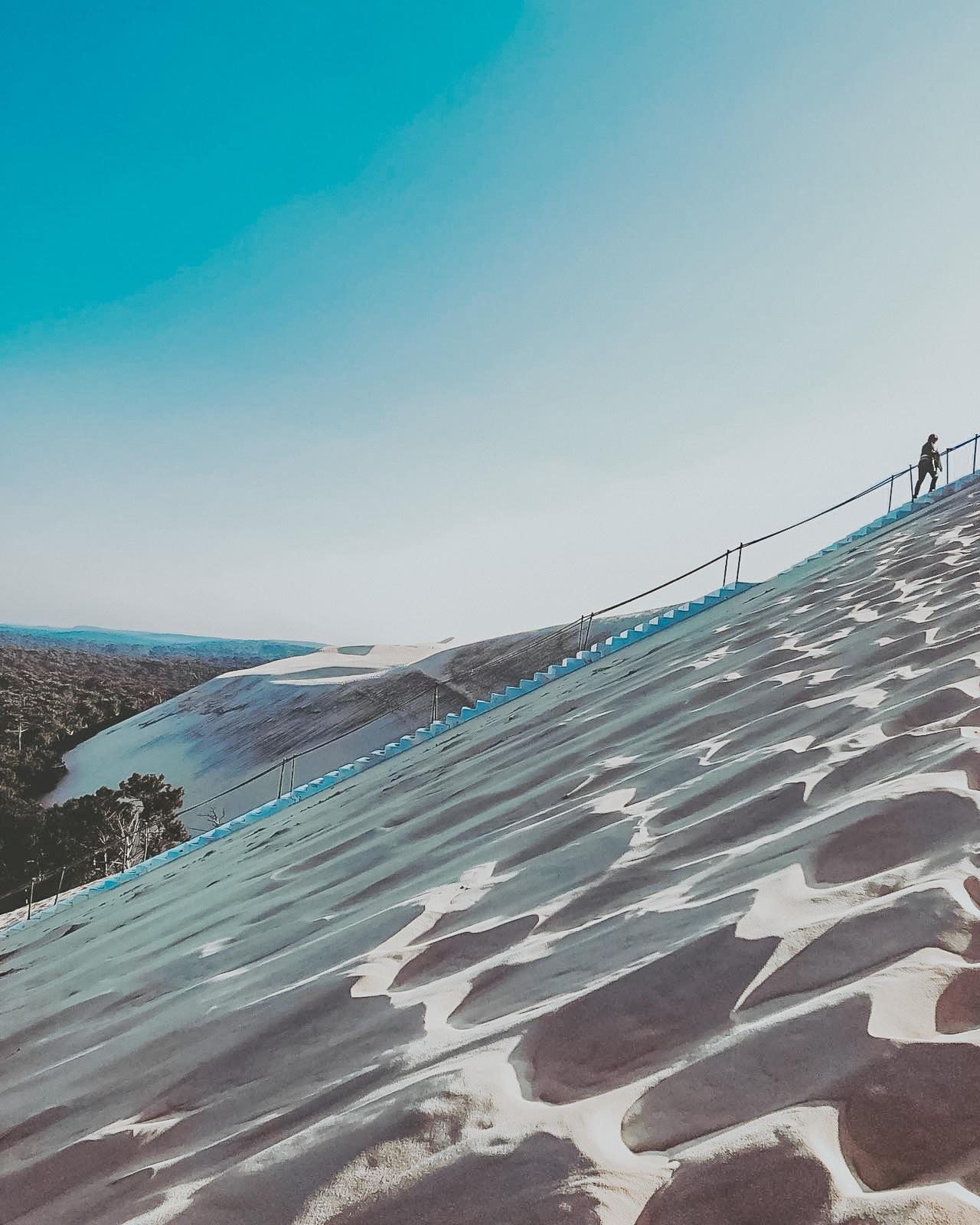 Dune du Pilat, voyage en France