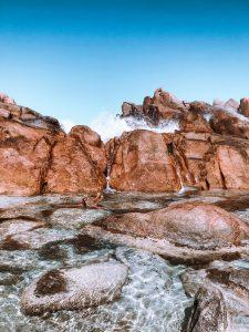 Leeuwin cap naturaliste, côte ouest australienne