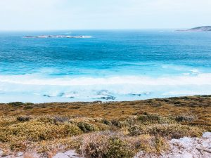 Great ocean road à esperance, plages.