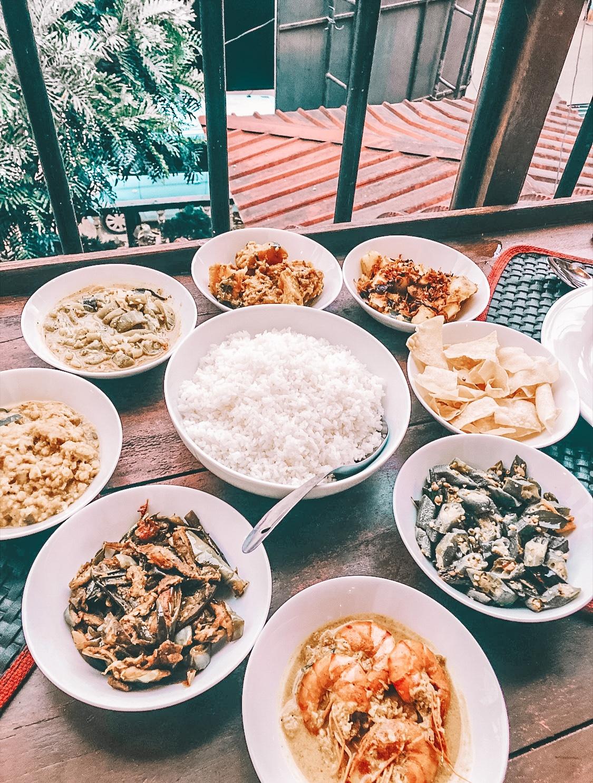 Apprendre à cuisiner au Sri-Lanka, curry