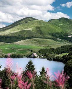 Lac de Guéry, plan d'eau auvergne, que voir a moins de 100 kilomètres de Vichy, auvergne