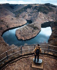 Le Méandre de Queille, panorama sur la soule, que voir à moins de 100 kilomètres de Vichy
