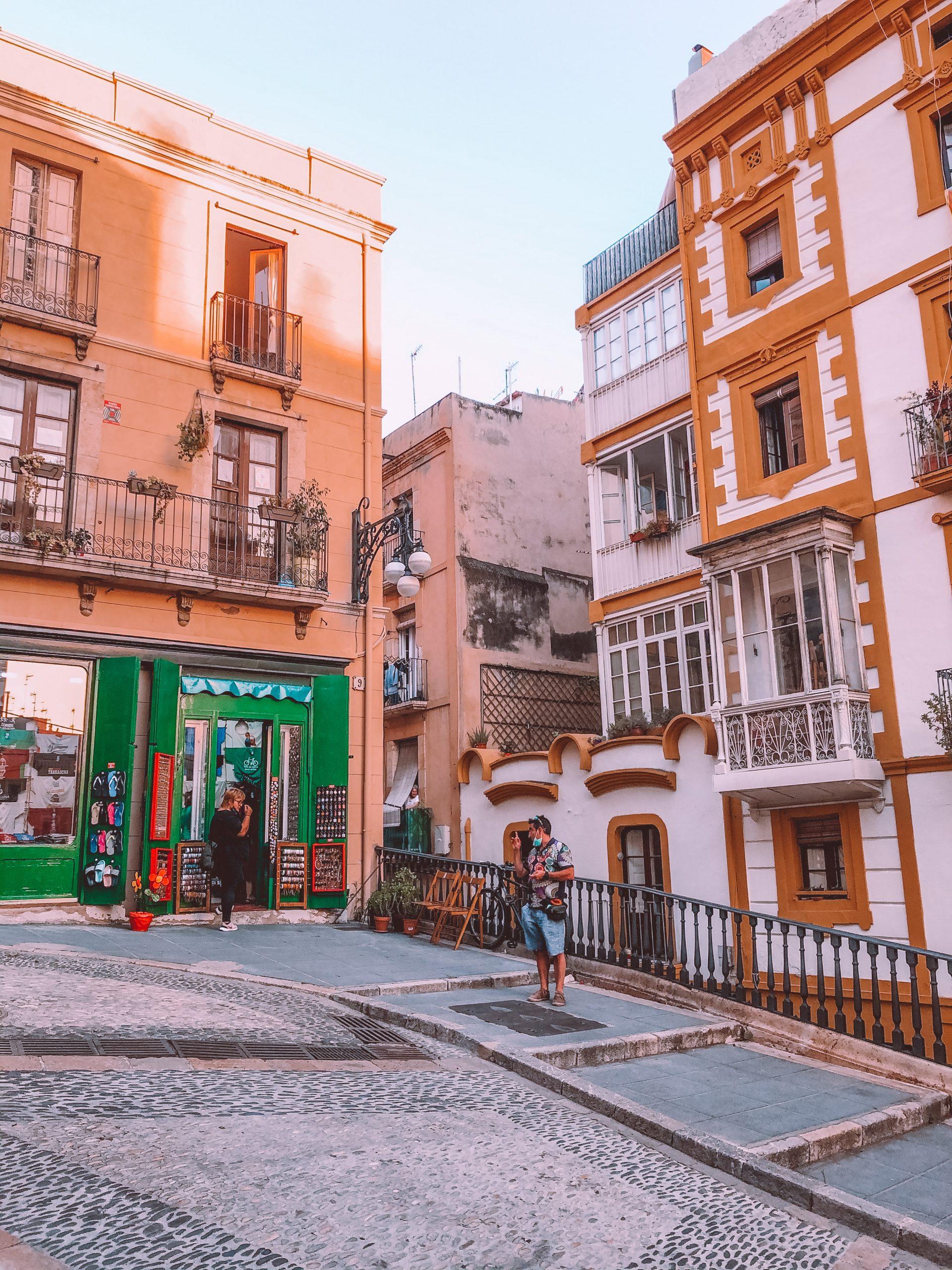 Que faire a tarragone visite de la vieille ville