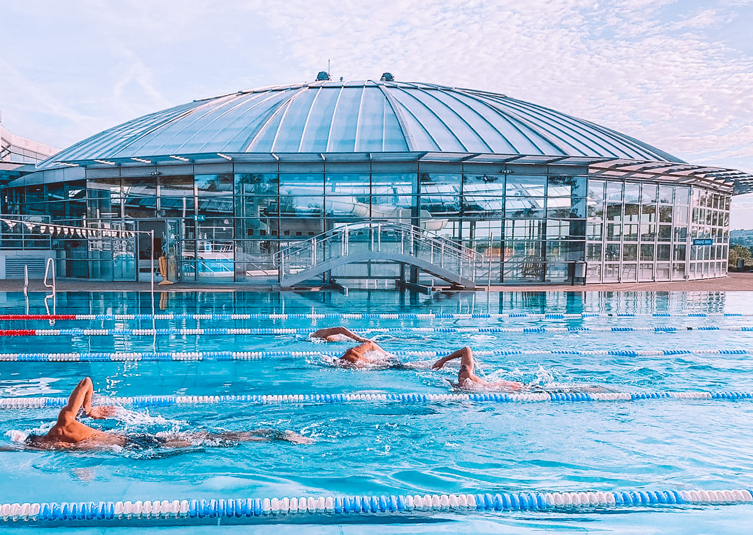 Piscine Bellerive sur allier vichy